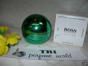 Boss Emotion Green Hugo Boss EDITION EDT Men Spray 3 oz