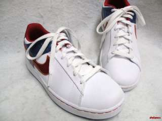 Retro  Red,White and Blue Nike Shoes 6.5 (Y) Worn Once LN