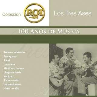 Coleccion Rca 100 Anos Musica Los Tres Ases