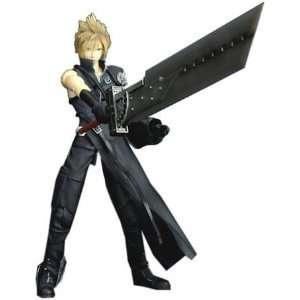 Final Fantasy VII   Advent Children Cloud Strife  Spielzeug