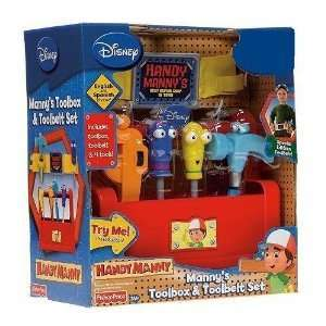 Handy Manny Flicker The Flashlight Fisher Price Toys Games Pretend