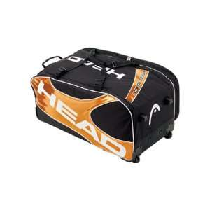 Head Tour Team Travel Bag gold/schwarz Farbe: gold/schwarz (orange