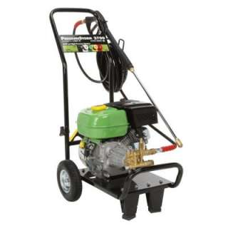 psi 3.0 GPM Axial Cam Pump Professional Pressure Washer DISCONTINUED