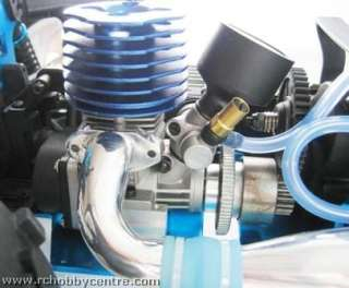 NEW 1/8 RADIO CONTROL CAR RC NITRO 4WD MONSTER TRUCK