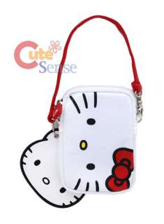 Sanrio Hello Kitty Camera Bag Multi Case  Classic Face  Loungefly