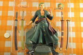 Neu One Piece Manga Anime (in 2 Jahre) Zoro Zorro Figuren Figur Set H