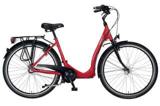 RABENEICK City Fahrrad 28 Tiefeinsteiger Shim. Nexus 3