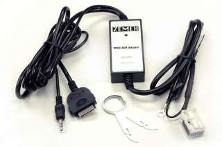 ZEMEX lite iPod iPhone Adapter VW RNS 300   Delta 6