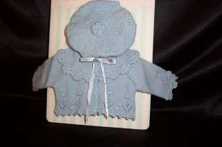 New Madame Alexander 2 Piece Blue Sweater Set 14 Doll