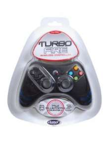 Controller (Dual Shock, True Sixaxis, Turbo Rapid Fire), Xbox 360 Form