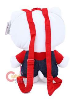 Sanrio Hello Kitty Jean Plush doll Backpack 2