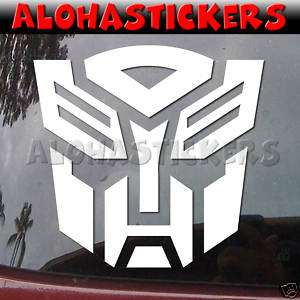 TRANSFORMERS AUTOBOT Vinyl Decal Car Truck Sticker M123