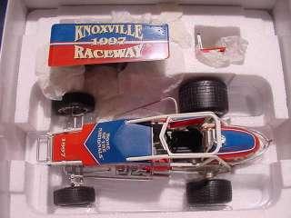 KNOXVILLE RACEWAY 1997 SPRINT CAR R&R GMP 1:18 DIECAST