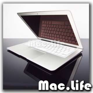 WHITE Keyboard Cover Skin for Macbook Air 13 A1369
