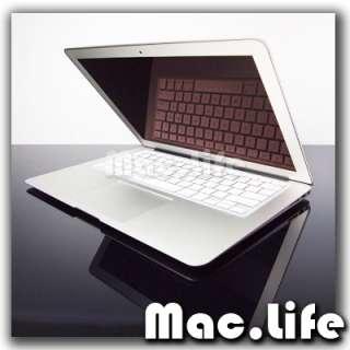 WHITE Keyboard Cover Skin for Macbook Air 13 A1369