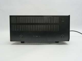 TOA ELECTRONICS P 924MK2 240 WATT 1CH PROFESSIONAL AUDIO POWER AMP