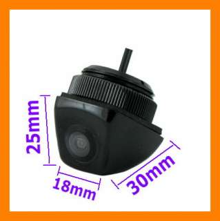 Car Rear View Reverse backup Camera for BMW X3 X5 X6