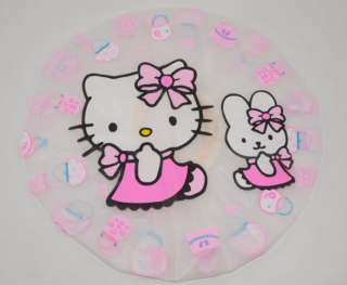 Hello Kitty Shower Cap 02