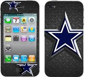 Dallas Cowboys Iphone 4 Decal Sticker Skins