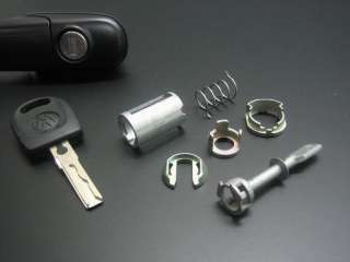 Reparatursatz Schließzylinder Türschloss VW Polo 6N Tür Türgriff