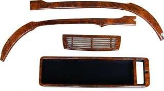 Mercedes Wood Dash Kit 230SL 280SL 63 64 65 66 69 70 71