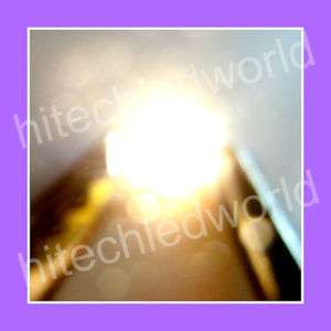 100p SMD SMT 0603 Warm White LED Lamp Light 2300mcd