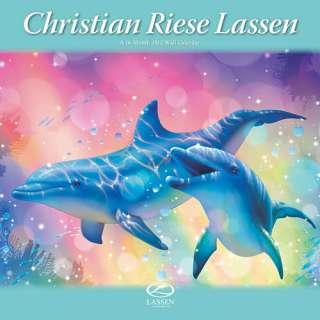 Christian Riese Lassen 2012 Wall Calendar