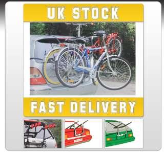 BICYCLE CARRIER CAR RACK BIKE TRAILER TOWBAR NEW