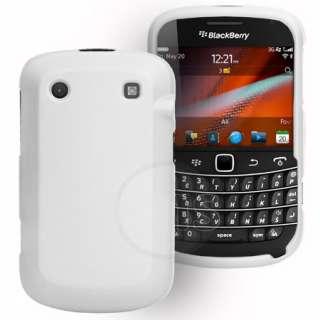 Magic Store   White Hybrid Hard Case Cover For Blackberry Bold 9900