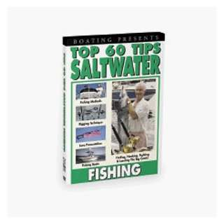 BENNETT DVD TOP 60 TIPS SALTWATER FISHING Movies & TV