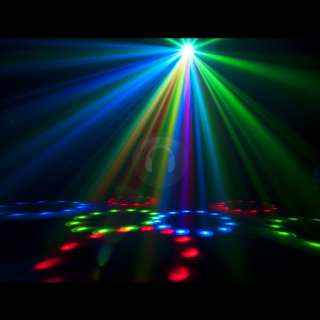Chauvet FALLOUT Mobile DJ Disco Party Rotating LED RGB Effect DMX