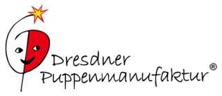 Dresdner Puppenmanufaktur 14105 Rolli   Baby Clown   Größe: 30 cm
