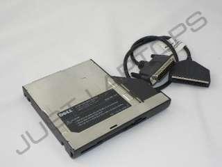 Dell Latitude CS CSx L400 External Floppy Drive W/Cable