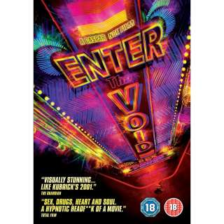 Enter The Void   Cyril Roy   New DVD 5030305002534