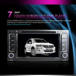 volwswagen vw touareg autoradio speciale touchscreen 7 lcd tft gps