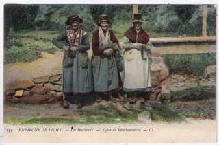es   CPA AUVERGNE Vichy, Les Malavaux, Bourbonnaises
