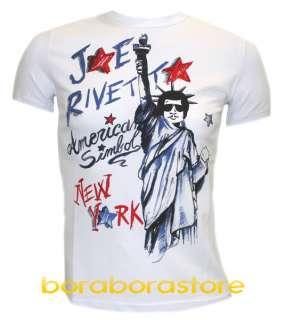 shirt uomo Joe Rivetto jr43 tg.XL bianco nuova collezione 2012