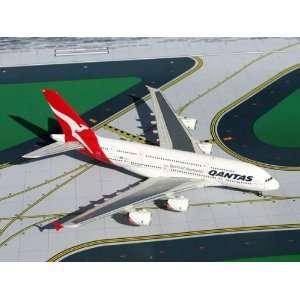 Gemini Jets Qantas A 380 NC Model Airplane Everything