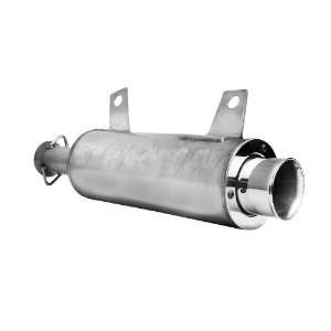 Gibson Performance Exhaust 98005 Stainless Steel Performance Slip On