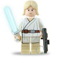 STAR WARS lego LUKE SKYWALKER ( Tatooine ) LTD
