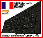 CLAVIER ORIGINAL FRANCAIS AZERTY Pour TOSHIBA SATELLITE L670, L670D