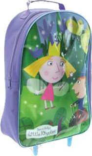 Ben Holly Elves Little Kingdom Wheeled Bag Suitcase New