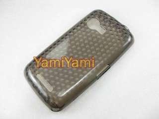 Plastic Skin Protector For Motorola XT502 Soft Rhomb Cover Case Guard