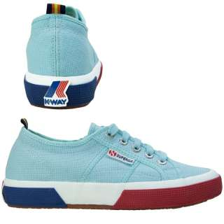 01Y80K77 Superga K way Uomo Donna n° 36   Scarpe Sneakers da