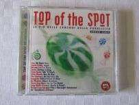 CD musica collection Top of the spot volume 4 (2005)