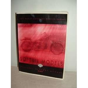 1999 Harley Davidson Service Manual XLH Models: Harley Davidson: Books