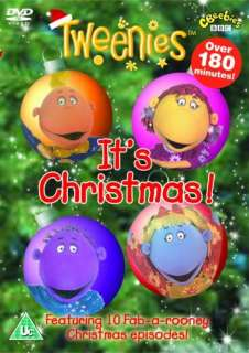TWEENIES   ITS CHRISTMAS   NEW AND SEALED DVD