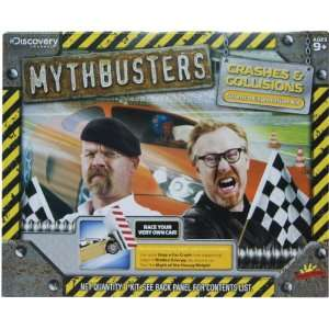 Mythbusters Crashes And Collisions Kit : Home & Kitchen