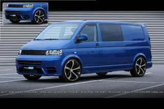 Full Body Kit VOLKSWAGEN TRANSPORTER T5 REVOLUTION
