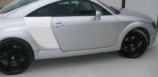 Side Vents Imitations   Audi TT Mk1 R8 V12 TDI Look